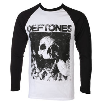 tričko pánské s dlouhým rukávem DEFTONES - SKULL - PLASTIC HEAD, PLASTIC HEAD, Deftones