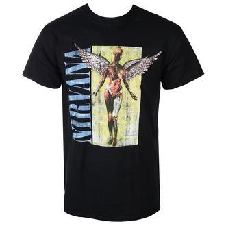 tričko pánské NIRVANA - IN UTERO - SQUARE - PLASTIC HEAD, PLASTIC HEAD, Nirvana