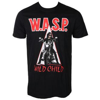 tričko pánské W.A.S.P. - WILD CHILD - PLASTIC HEAD