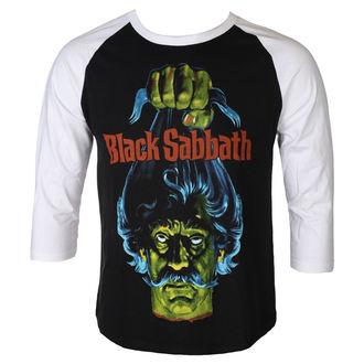 tričko pánské s 3/4 rukávem BLACK SABBATH - HEAD - PLASTIC HEAD, PLASTIC HEAD, Black Sabbath