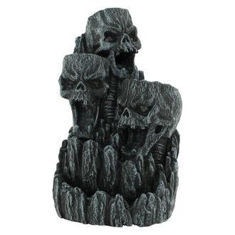 stoján na kadidlo Skull Backflow Incense Tower, NNM