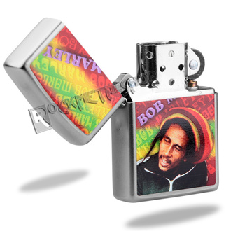 zapalovač ZIPPO - BOB MARLEY - NO. 1, ZIPPO, Bob Marley