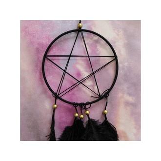 lapač snů Pentagram - D4636N9