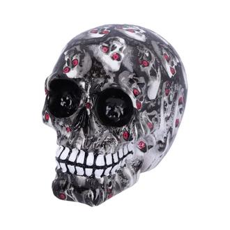 dekorace (set 6ks) Skull, NNM