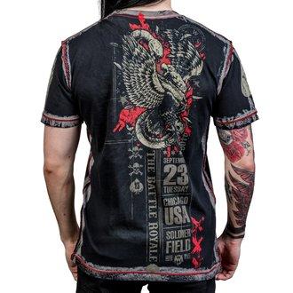 tričko pánské WORNSTAR - Battle Royale, WORNSTAR