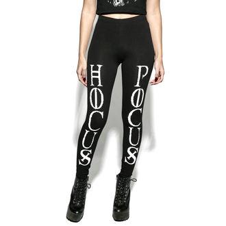 kalhoty dámské (legíny) BLACK CRAFT - Hocus Pocus, BLACK CRAFT