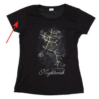 tričko dámské Nightwish - Tree Of Life - NUCLEAR BLAST - POŠKOZENÉ, NUCLEAR BLAST, Nightwish