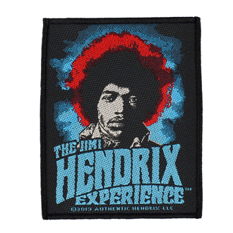 nášivka Jimi Hendrix - The Jimi Hendrix Experience - RAZAMATAZ, RAZAMATAZ, Jimi Hendrix