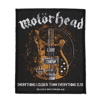 nášivka Motörhead - temmy's Bass - RAZAMATAZ, RAZAMATAZ, Motörhead