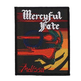 nášivka Mercyful Fate - Melissa - RAZAMATAZ, RAZAMATAZ, Mercyful Fate