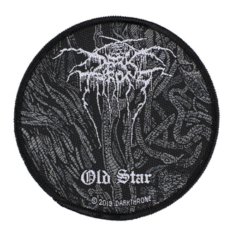 nášivka Darkthrone - Old Star - RAZAMATAZ, RAZAMATAZ, Darkthrone