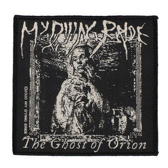 nášivka My Dying Bride - The Ghost Of Orion Woodcut - RAZAMATAZ, RAZAMATAZ, My Dying Bride
