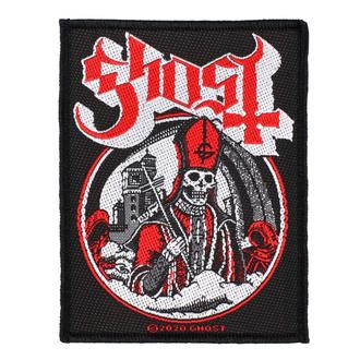nášivka Ghost - Secular Haze - RAZAMATAZ, RAZAMATAZ, Ghost