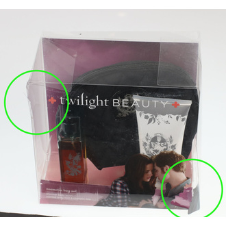kosmetická dárková sada Twilight - POŠKOZENÁ, NNM, Twilight