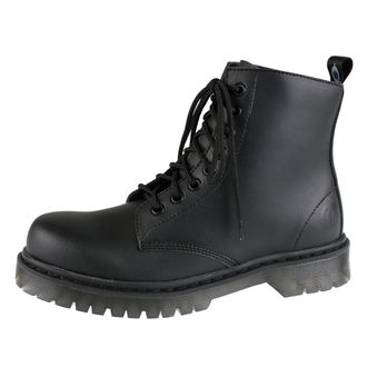 boty dámské 8 dírkové ALTERCORE - Vegetarian - Black - 651D