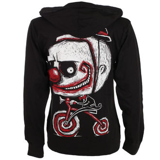 mikina (unisex) AKUMU INK - Creep The Clown, Akumu Ink