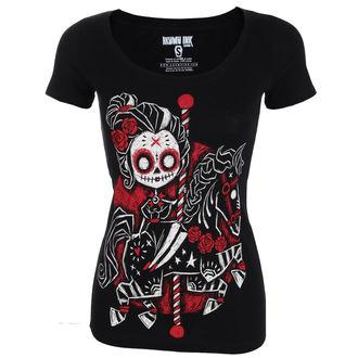 tričko dámské AKUMU INK - Eternal Ride Scoop - 12TW07