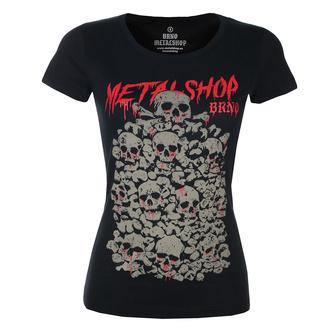 tričko dámské METALSHOP - BRNO, METALSHOP