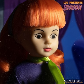 figurka (panenka) Scooby-Doo & Mystery - Living Dead Dolls - Daphne, LIVING DEAD DOLLS, Scooby-Doo & Mystery