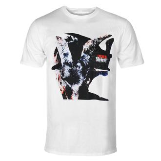 tričko pánské Slipknot - Iowa - Goat Shadow - WHT - ROCK OFF, ROCK OFF, Slipknot