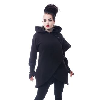 mikina dámská CHEMICAL BLACK - DARK CAPE - BLACK, CHEMICAL BLACK