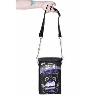 taška (kabelka) KILLSTAR - Dark Delights - Black, KILLSTAR