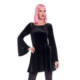 šaty dámské Chemical Black - DARK FAITH - BLACK, CHEMICAL BLACK