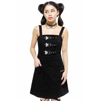 šaty dámské KILLSTAR - Dark Dress - Black - KSRA003484