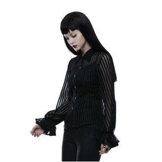 halenka dámská PUNK RAVE - Temptress - black, PUNK RAVE