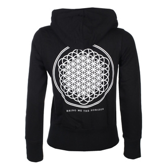 mikina dámská Bring Me The Horizon -  Flower Of Life Lady - ROCK OFF, ROCK OFF, Bring Me The Horizon