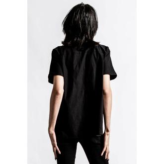 košile pánská KILLSTAR - Daze Button-Up - BLACK, KILLSTAR