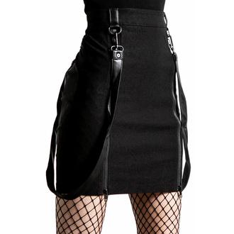 sukně dámská KILLSTAR - Daze Of Our Lives - Black, KILLSTAR