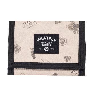 peněženka MEATFLY - LANCE - B - 1/26/55 - Stamps Beige, MEATFLY