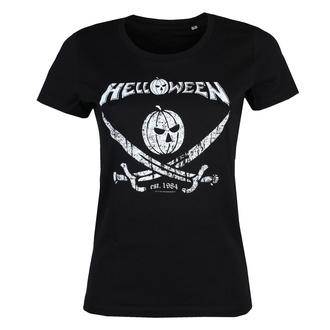 tričko dámské HELLOWEEN - Pirates - NUCLEAR BLAST, NUCLEAR BLAST, Helloween