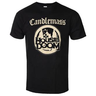 tričko pánské CANDLEMASS - House Of Doom - NAPALM RECORDS, NAPALM RECORDS, Candlemass