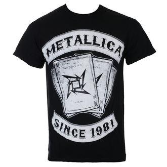 tričko pánské Metallica - Black Dealer - 10395