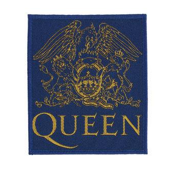 nášivka Queen - Crest - RAZAMATAZ, RAZAMATAZ, Queen