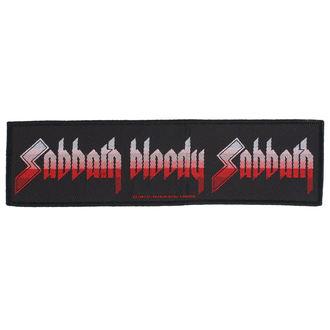 nášivka Black Sabbath - Sabbath Bloody Sabbath - RAZAMATAZ, RAZAMATAZ, Black Sabbath