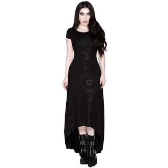 šaty dámské KILLSTAR - Deadly Dana Maxi - KSRA002850