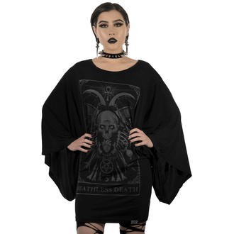 tričko dámské (tunika) KILLSTAR - Deathless Kimono Tunic - KSRA002242