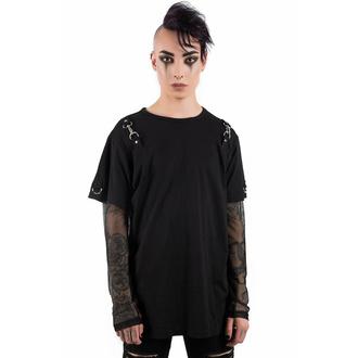 tričko pánské s dlouhým rukávem KILLSTAR - Deranged, KILLSTAR