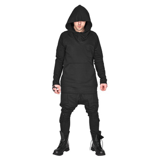mikina (unisex) AMENOMEN - BLACK KANGAROO, AMENOMEN