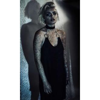 šaty dámské DISTURBIA - OMEGA HALTER
