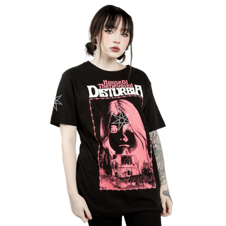 tričko unisex DISTURBIA - Devoted, DISTURBIA
