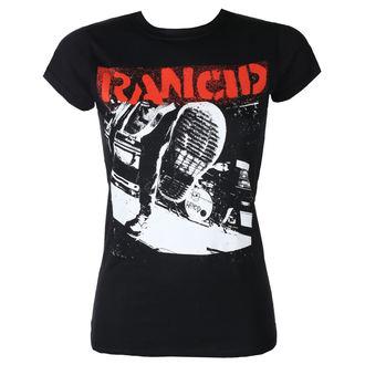 tričko dámské RANCID - BOOT - PLASTIC HEAD, PLASTIC HEAD, Rancid