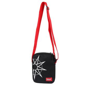 taška SLIPKNOT - WANYK STAR PATCH - CROSSBODY, NNM, Slipknot