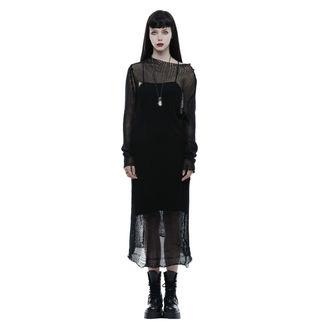 šaty dámské PUNK RAVE - Nightmare, PUNK RAVE