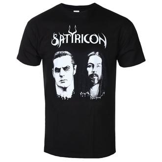 tričko pánské SATYRICON - Two Faces - BLACK, NNM, Satyricon