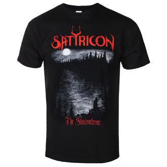 tričko pánské SATYRICON - Shadowthrone - BLACK, NNM, Satyricon