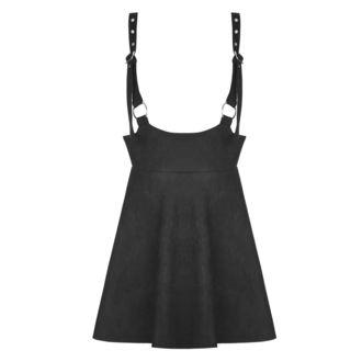 sukně dámská PUNK RAVE - Mishka - OYQ-016 BK